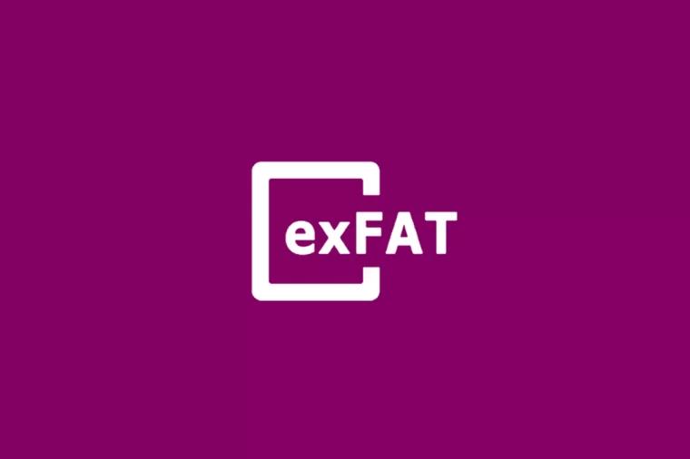 exFAT