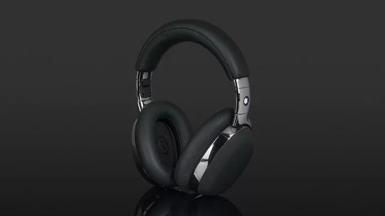 万宝龙头戴式无线耳机 Montblanc MB01