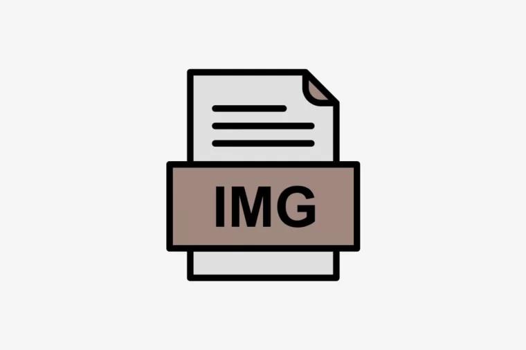 文件格式 img file