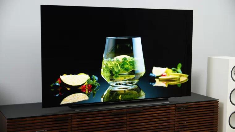 LG CX OLED TV 2020
