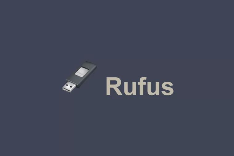 Rufus U 盘系统工具