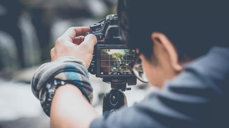 数码摄影 Digital photography