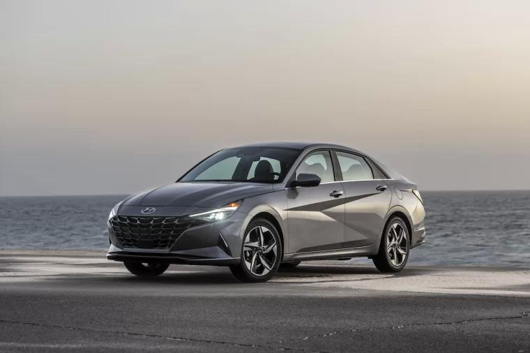 现代伊兰特混合动力 2021 Hyundai Elantra Hybrid