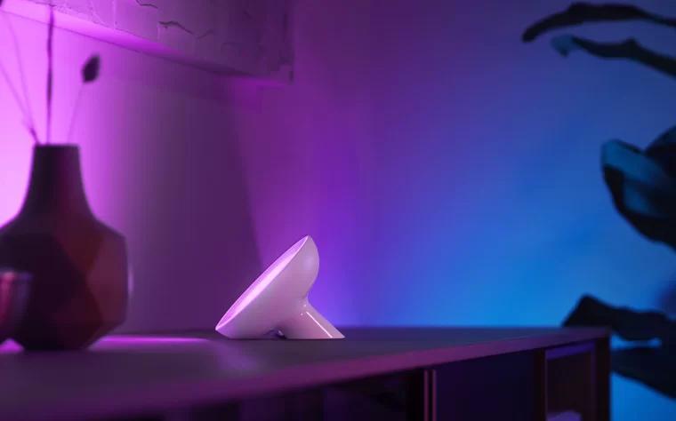 飞利浦智能灯 Philips Hue Bloom Smart Table Lamp