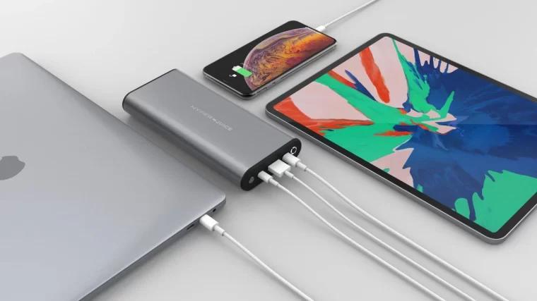 充电宝 portable battery