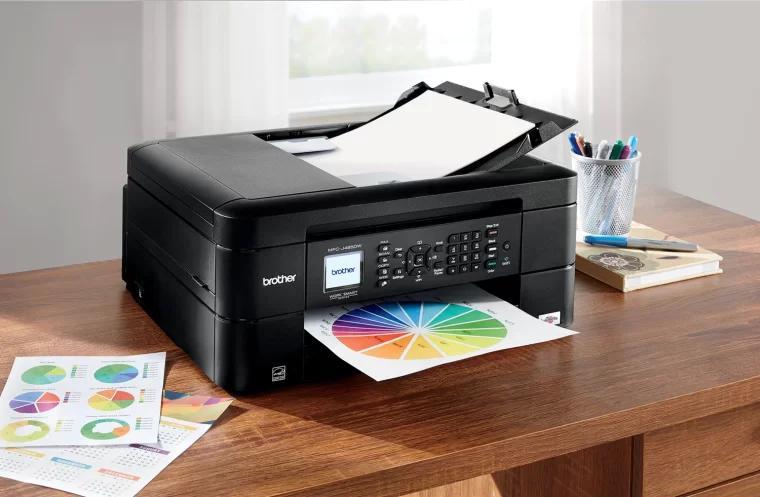 彩色打印机 Color printer