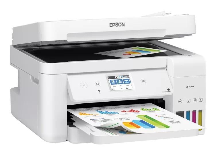 爱普生喷墨打印机 Epson EcoTank ET-4760