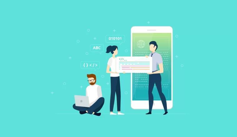 手机 APP 开发 mobile app development