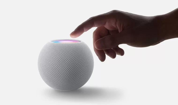 苹果智能音箱 HomePod mini