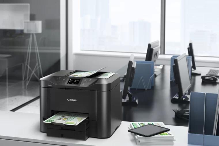 佳能小型企业打印机 Maxify MB5420