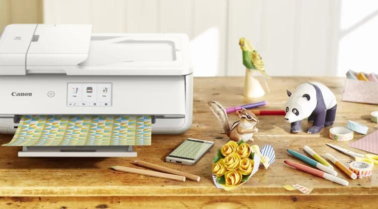 佳能无线照片打印机 Pixma TS9521C