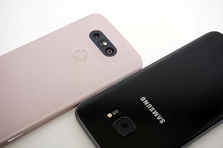 LG G5 vs Samsung S7 Edge