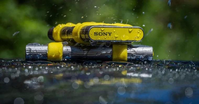 索尼防水防尘固态硬盘 Sony SL-M IP67 SSD
