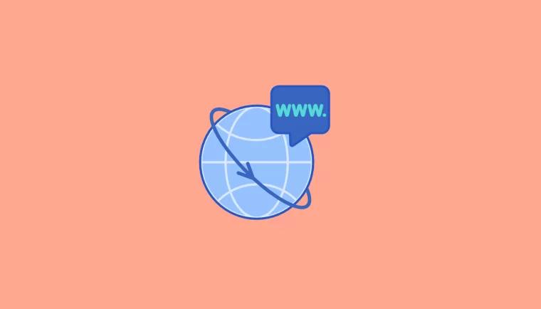域名 domain name