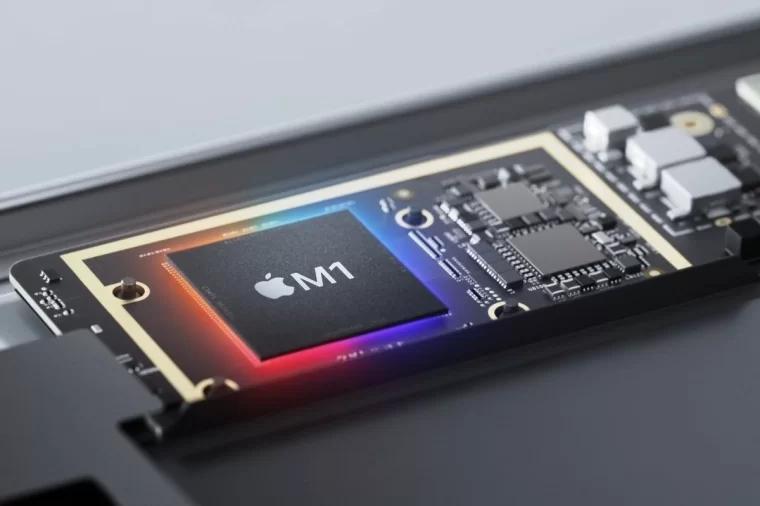 苹果芯片 Apple M1