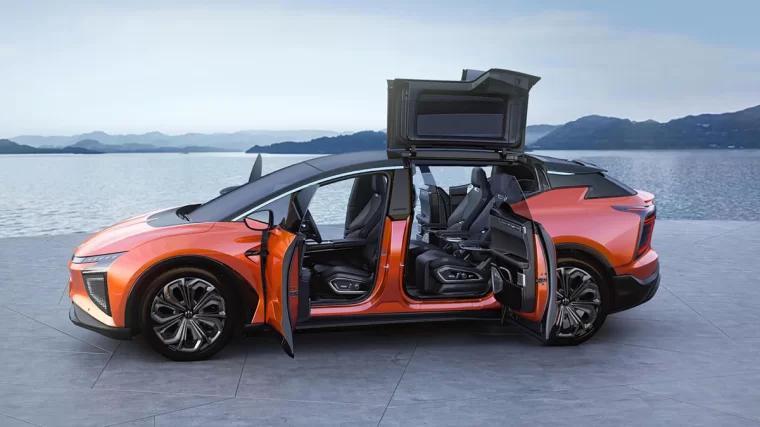 高合 HiPhi Smart SUV EV