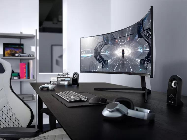 游戏显示器 Game monitor