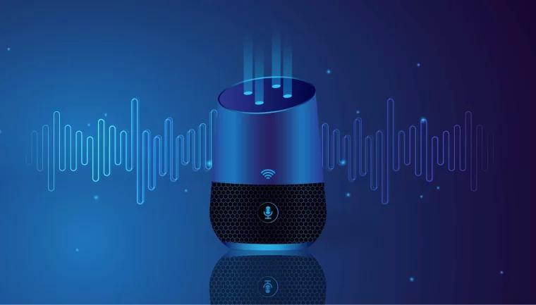 智能音箱 Smart speaker