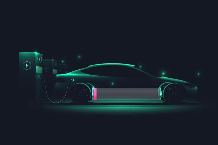纯电动汽车 electric vehicle