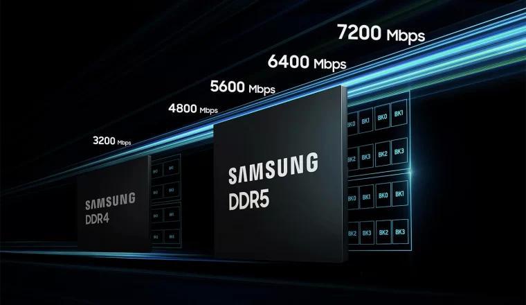 Samsung DDR5 三星内存