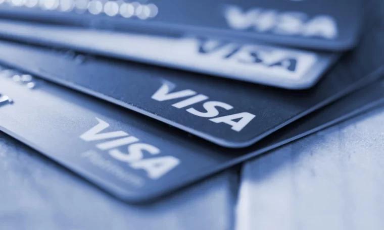 VISA 银行卡