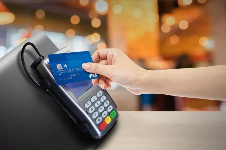 Visa payWave 芯片信用卡