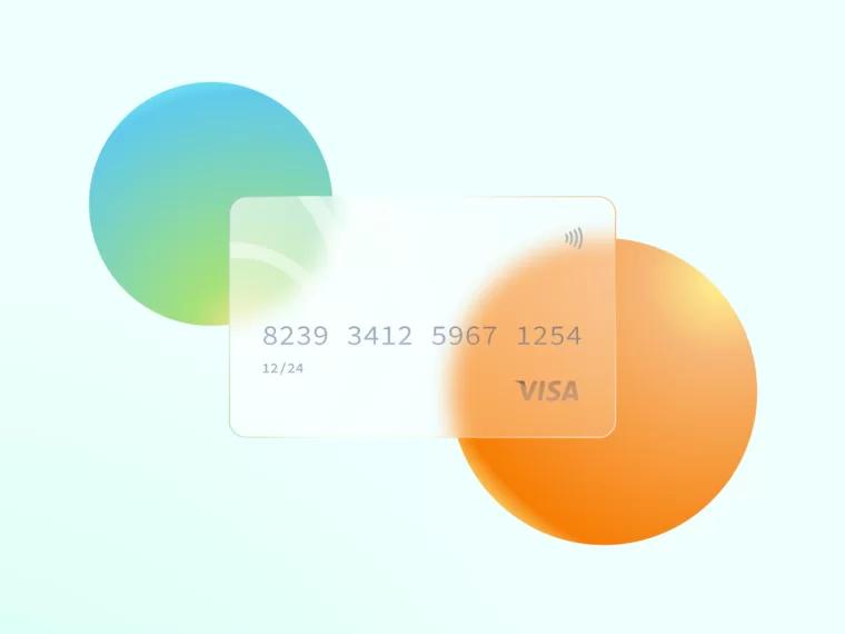 bank card 银行卡