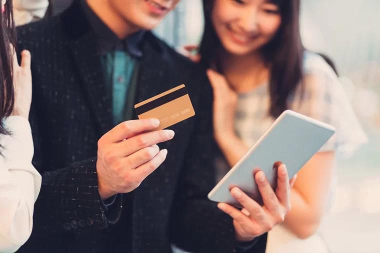 信用卡 credit card