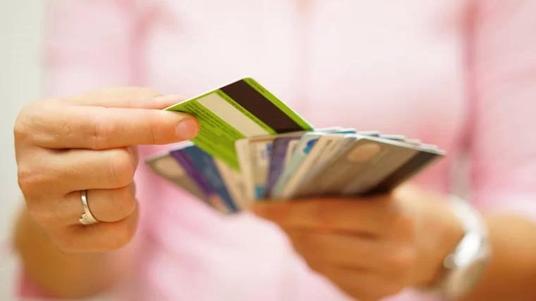 信用卡 credit cards
