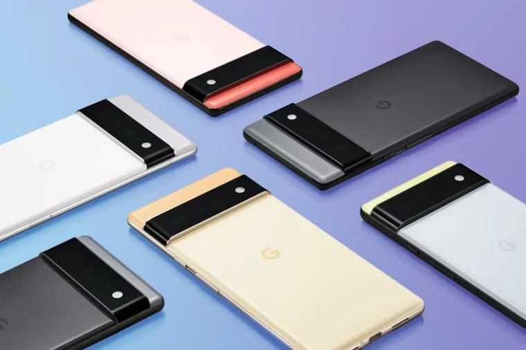 google pixel 6 preview