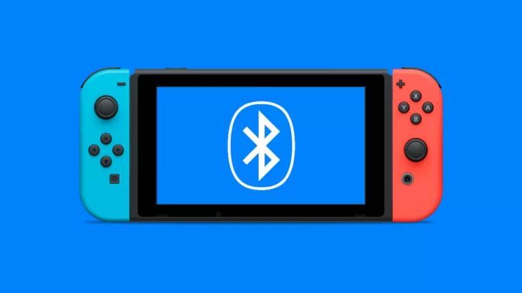 任天堂掌机支持蓝牙 Nintendo Switch Bluetooth