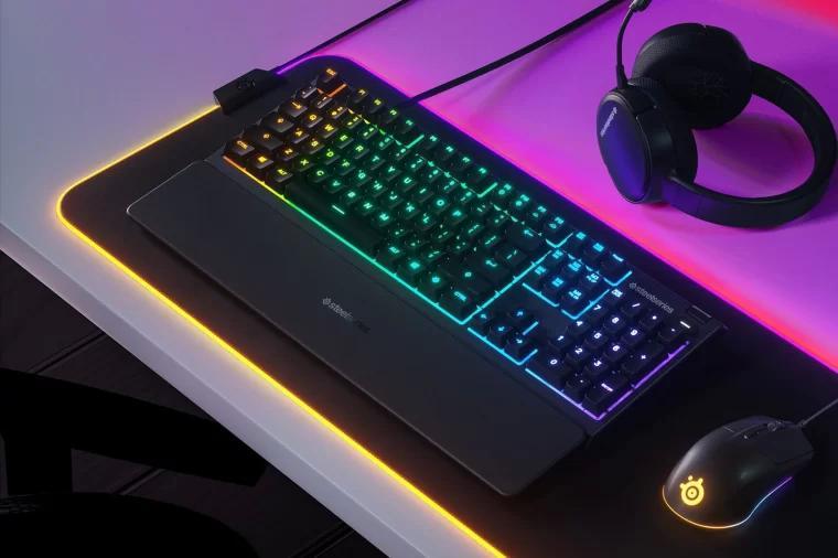 SteelSeries Apex 3 赛睿防水键盘